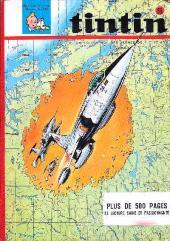 (Recueil) Tintin (Album du journal - Édition belge) -89- Tome 89