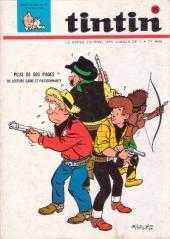 (Recueil) Tintin (Album du journal - Édition belge) -95- Tome 95