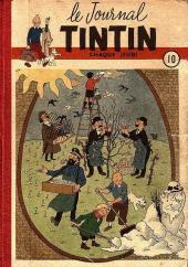 (Recueil) Tintin (Album du journal - Édition française) -10- Tintin album du journal