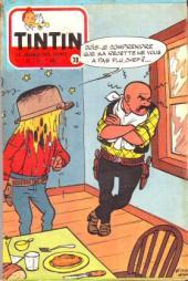 (Recueil) Tintin (Album du journal - Édition française) -38- Tintin album du journal