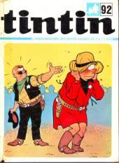 (Recueil) Tintin (Album du journal - Édition française) -92- Tintin album du journal