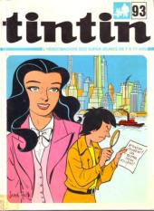 (Recueil) Tintin (Album du journal - Édition française) -93- Tintin album du journal