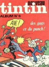 (Recueil) Tintin (Nouveau) -6- Album n°6