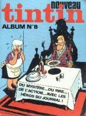 (Recueil) Tintin (Nouveau) -8- Album n°8