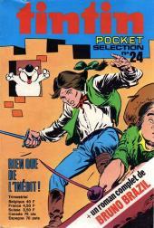 (Recueil) Tintin (Pocket Sélection) -24- Un roman complet de Bruno Brazil