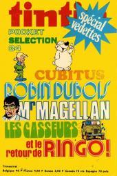 (Recueil) Tintin (Pocket Sélection) -34- Spécial vedettes