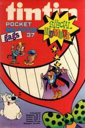 (Recueil) Tintin (Pocket Sélection) -37- Spécial humour