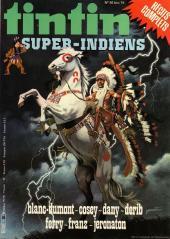 (Recueil) Tintin Super -15- Indiens