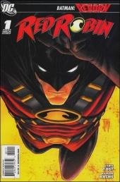 Red Robin (2009) -1- The grail part 1