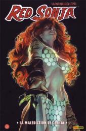 Red Sonja -1- La malédiction de Gathia
