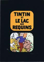 Tintin - Pastiches, parodies & pirates -26- Tintin et le lac aux requins