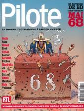 Pilote (Le journal qui s'amuse à revenir) -3- Mai 68