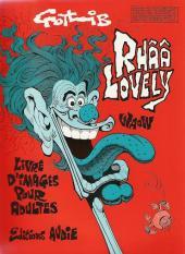 Rhââ Lovely -1a- Tome 1