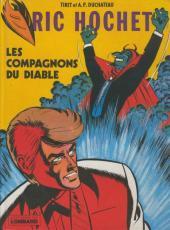 Ric Hochet -13a78- Les compagnons du diable