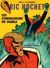 Ric Hochet -13- Les compagnons du Diable