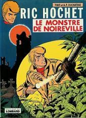 Ric Hochet -15a77- Le monstre de Noireville