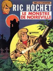 Ric Hochet -15a72- Le monstre de noireville