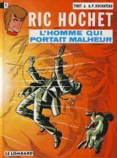 Ric Hochet -20d- L'homme qui portait malheur