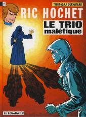 Ric Hochet -21a93- Le trio maléfique