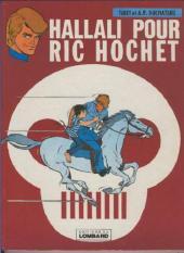 Ric Hochet -28'- Hallali pour Ric Hochet