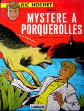 Ric Hochet -2a79a- Mystère à Porquerolles