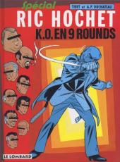 Ric Hochet -31a98- K.O. en 9 rounds