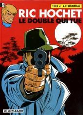 Ric Hochet -40Duo- Le double qui tue