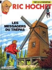 Ric Hochet -43a93- Les messagers du trépas