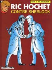 Ric Hochet -44a94- Ric Hochet contre Sherlock