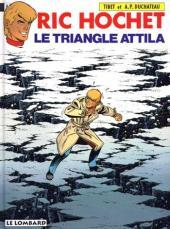 Ric Hochet -45b1996- Le triangle Attila