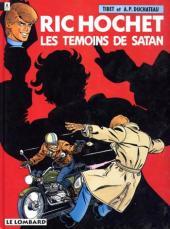 Ric Hochet -46a93- Les témoins de Satan