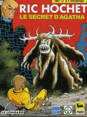Ric Hochet -48Pub- Le secret d'Agatha