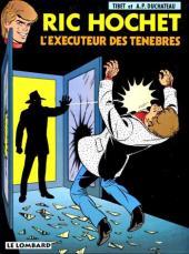 Ric Hochet -49b1996- L'exécuteur des ténèbres