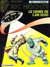 Ric Hochet -50a- Le crime de l'an 2000