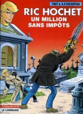 Ric Hochet -56Ind- Un million sans impôts