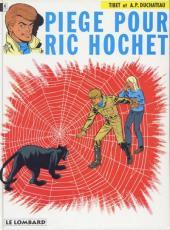 Ric Hochet -5a93- Piège pour Ric Hochet