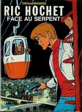 Ric Hochet -8c81- Face au serpent