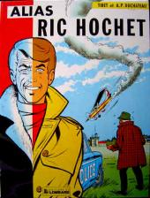 Ric Hochet -9a81- Alias Ric Hochet