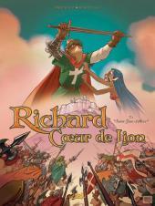 Richard Cœur de Lion (Brrémaud/ Bertolucci) -1- Saint-Jean-d'Acre