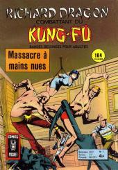 Richard Dragon - Combattant du Kung-Fu (Arédit) -2- Massacre à mains nues