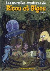 Ricou et Bigou -2- Les nouvelles aventures de Ricou et Bigou