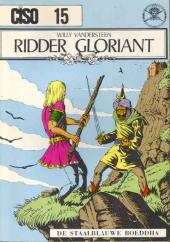 Ridder gloriant -15- De staalblauwe boeddha