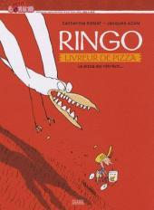 Ringo, le livreur de pizza -1- La pizza qui rétrécit...