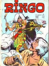 Ringo (SFPI) -3- L'or de Montezuma