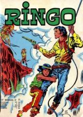 Ringo (SFPI) -11- Tetlepan le fils du soleil