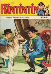 Rin Tin Tin & Rusty (2e série) -88- Les comanches déterrent la hache de guerre