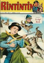 Rin Tin Tin & Rusty (2e série) -73- Rintintin n°73
