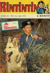 Rin Tin Tin & Rusty (2e série) -77- Rintintin n°77