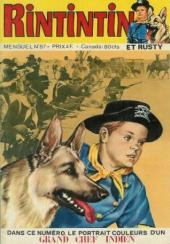 Rin Tin Tin & Rusty (2e série) -87- Rintintin n°87