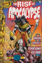 Rise of Apocalypse (The) -1- Hammer & chisel